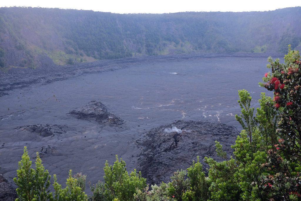 Kilauea Iki Krater Hawaii