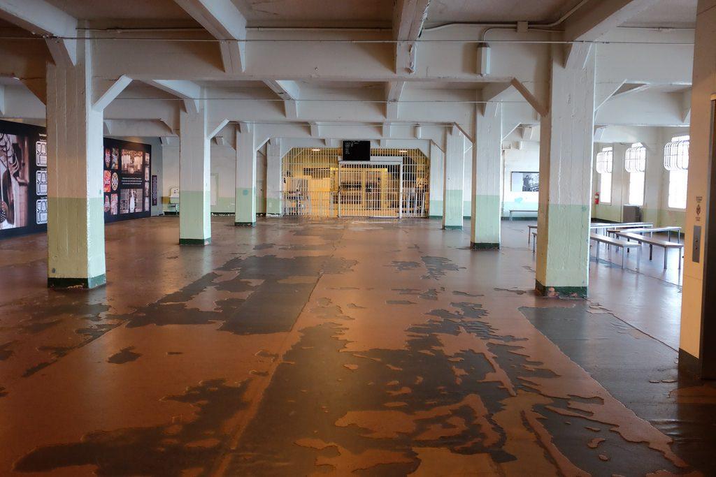 Eetzaal Alcatraz