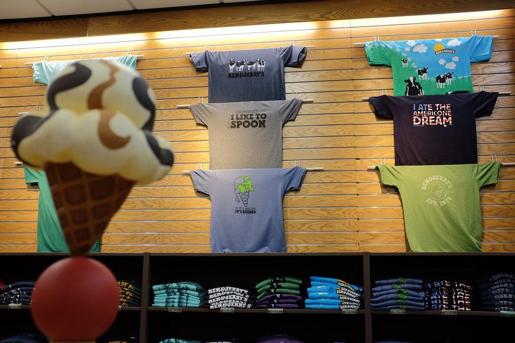 Ben & Jerry winkel