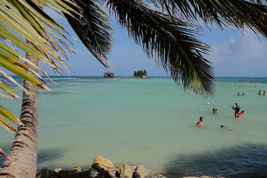 San Andres eilanden Colombia