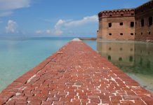 Dry Tortugas National Park Florida