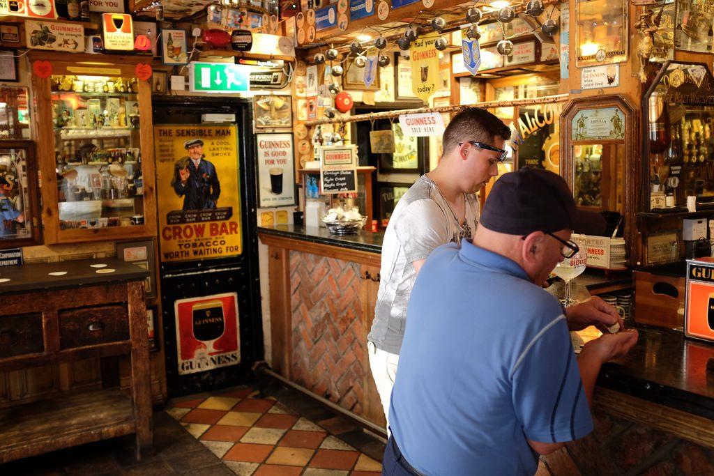 Bar in Belfast