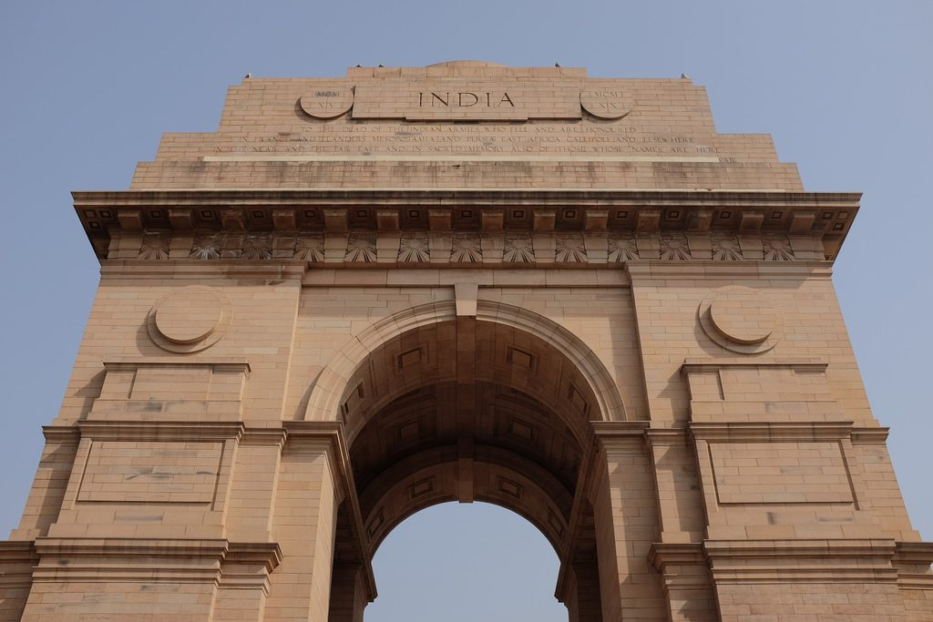 India Gate bezienswaardigheden New Delhi