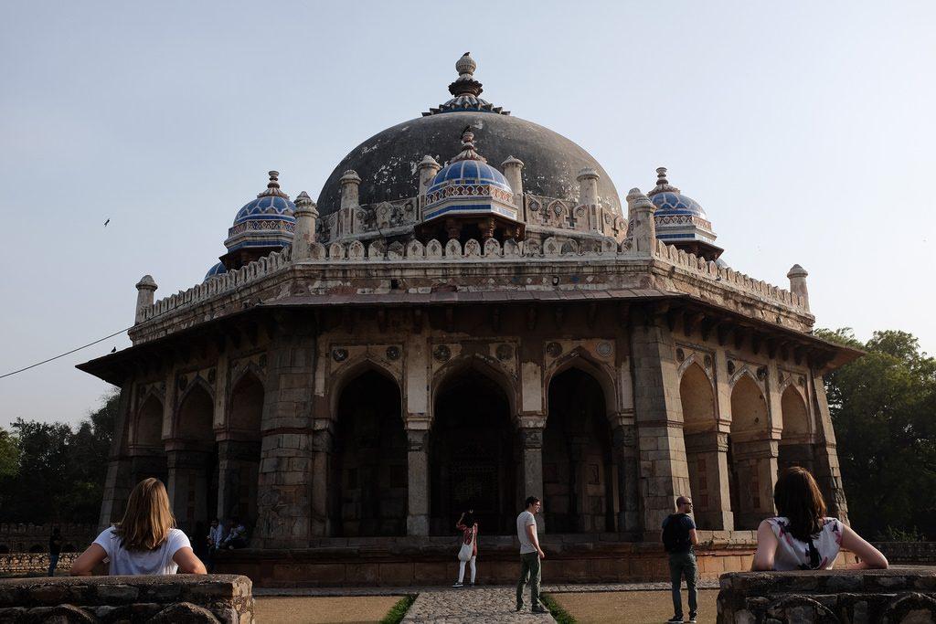 Isa Khan Niyazi's Tombe