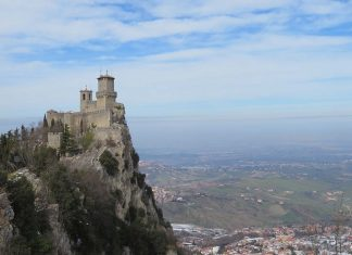 Kleinste landen van Europa San Marino
