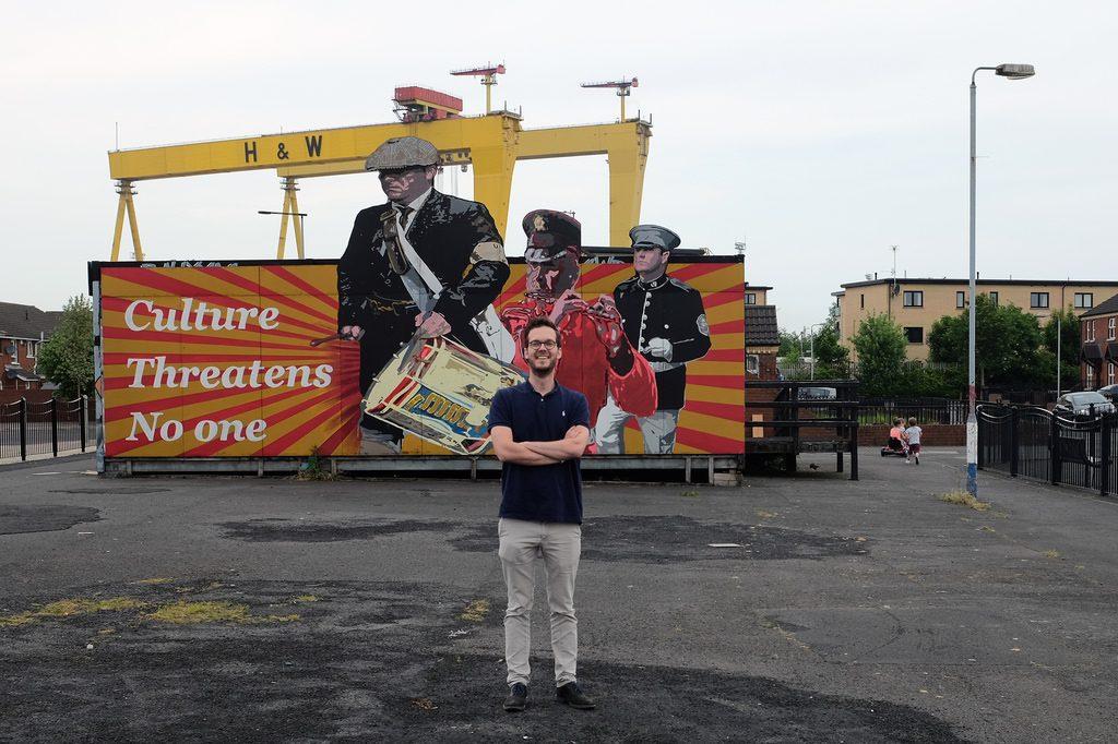 Reizen over de Wereld 48 uur in Belfast