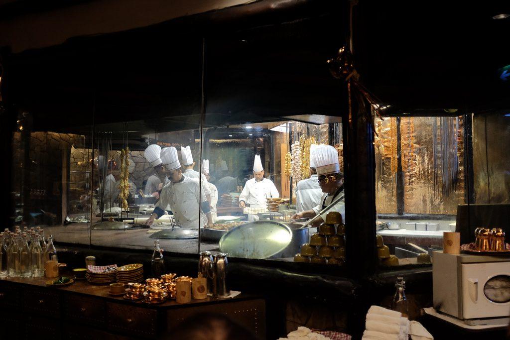 Restaurant Bukhara New Delhi