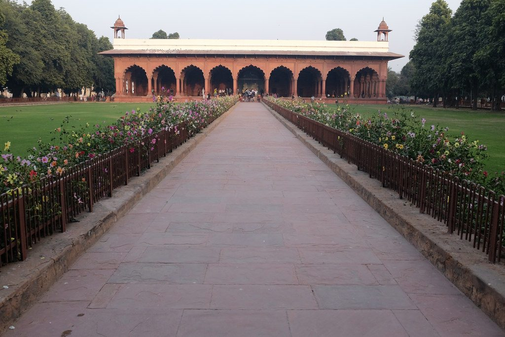 Rode Fort New Delhi India