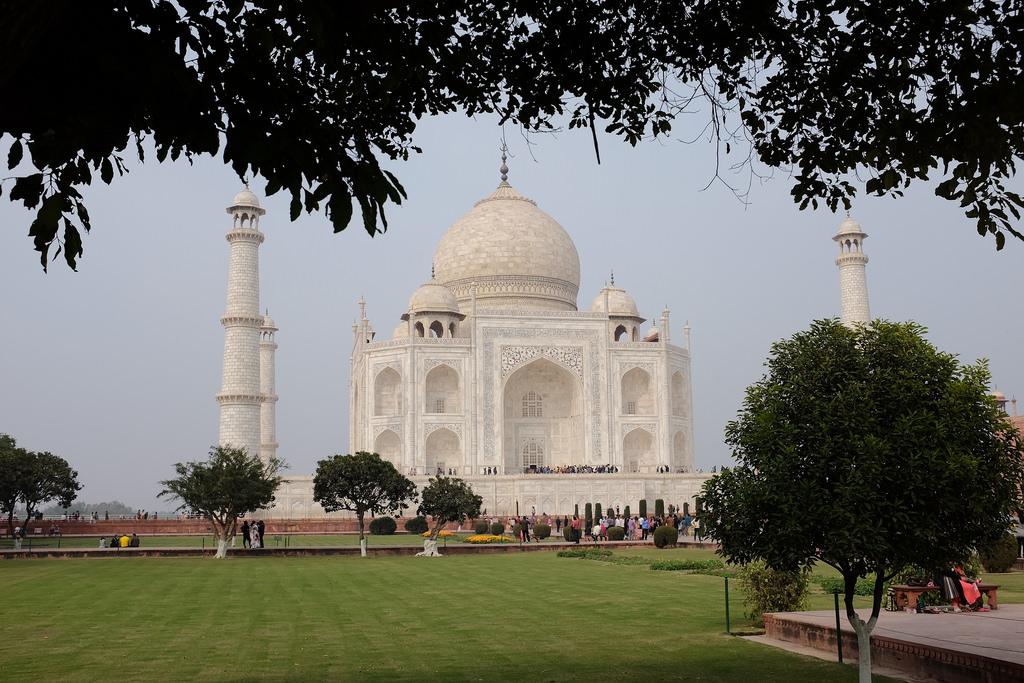 Tah Mahal New Delhi tour