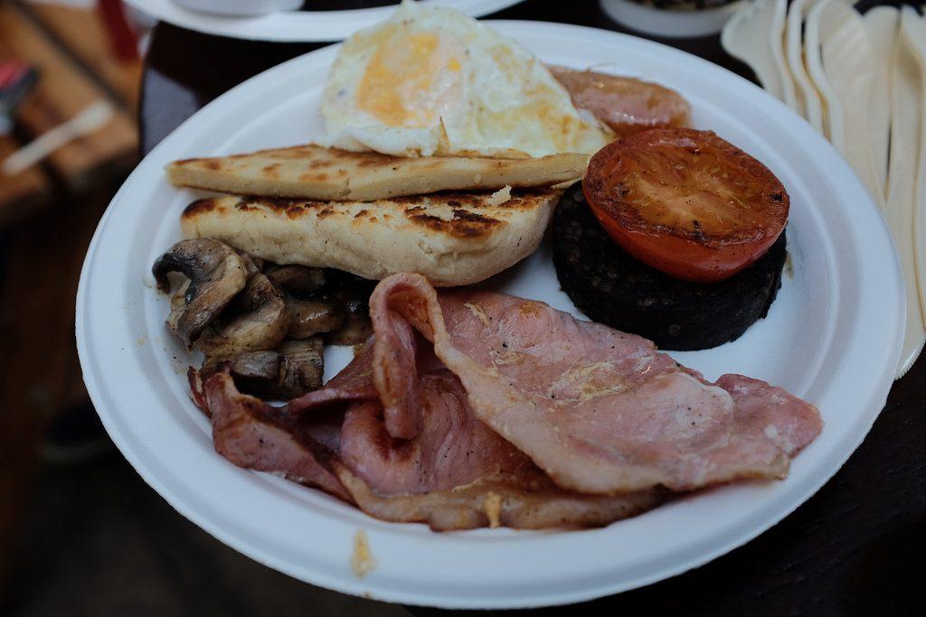Ulster Breakfast St. George's Market
