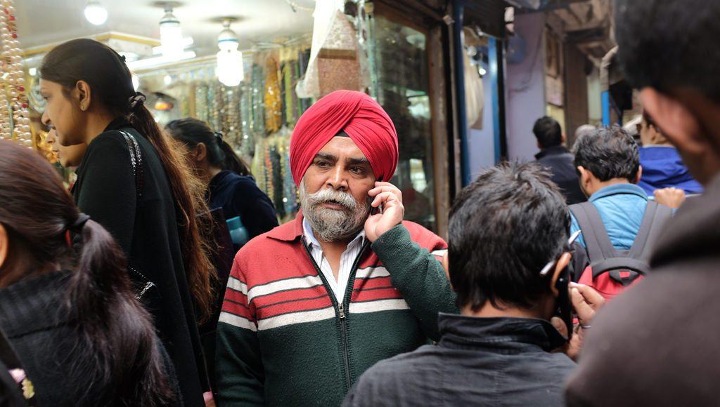 Verdwaal in de straten van Old Delhi