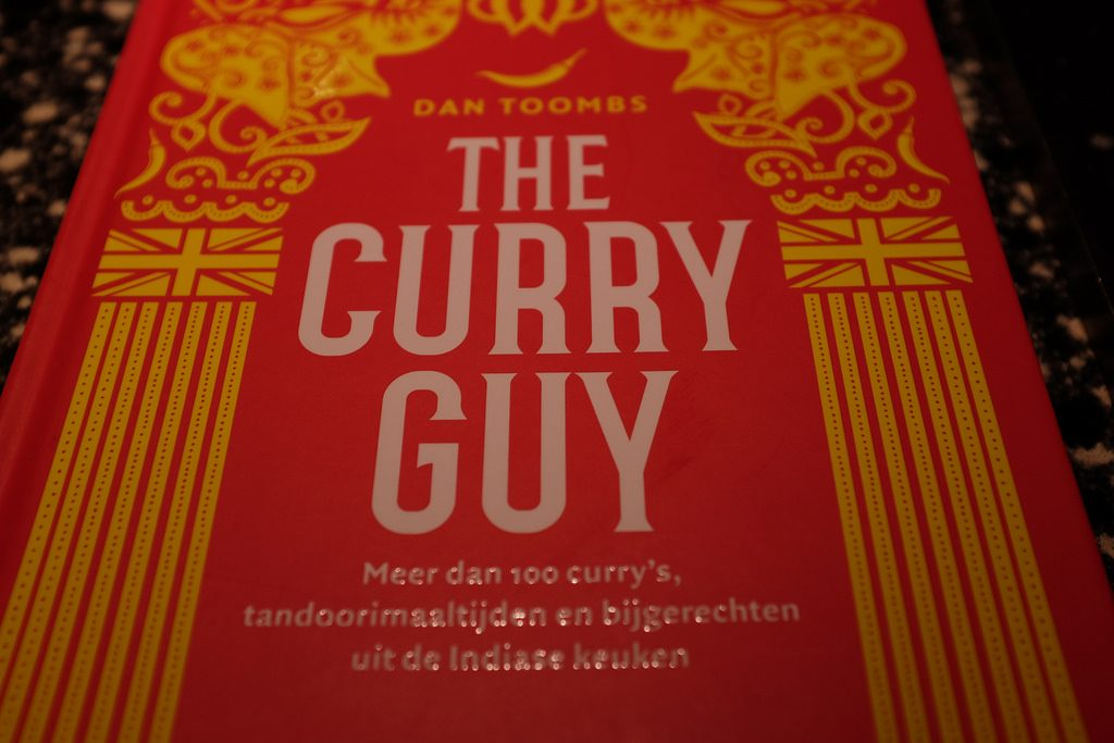 The Curry Guy Haal keuken India in huis