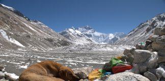 Bezienswaardigheden Tibet Mount Everest