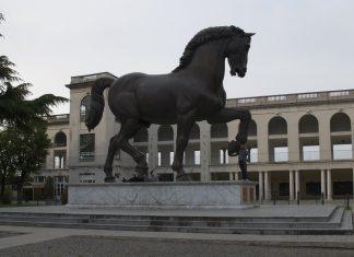 Doen in Milaan DaVinci's paard bezoeken