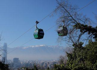 Doen in Santiago de Chile: Gondelvaart