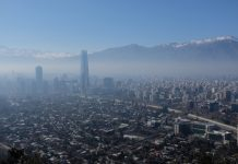 Doen in Santiago de Chile: Skyline