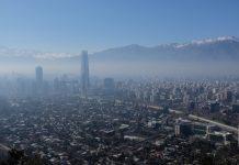 Doen in Santiago de Chile: Skyline
