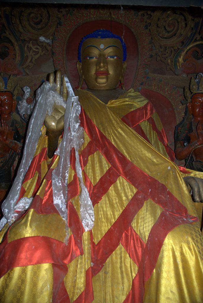 Een Boeddha!