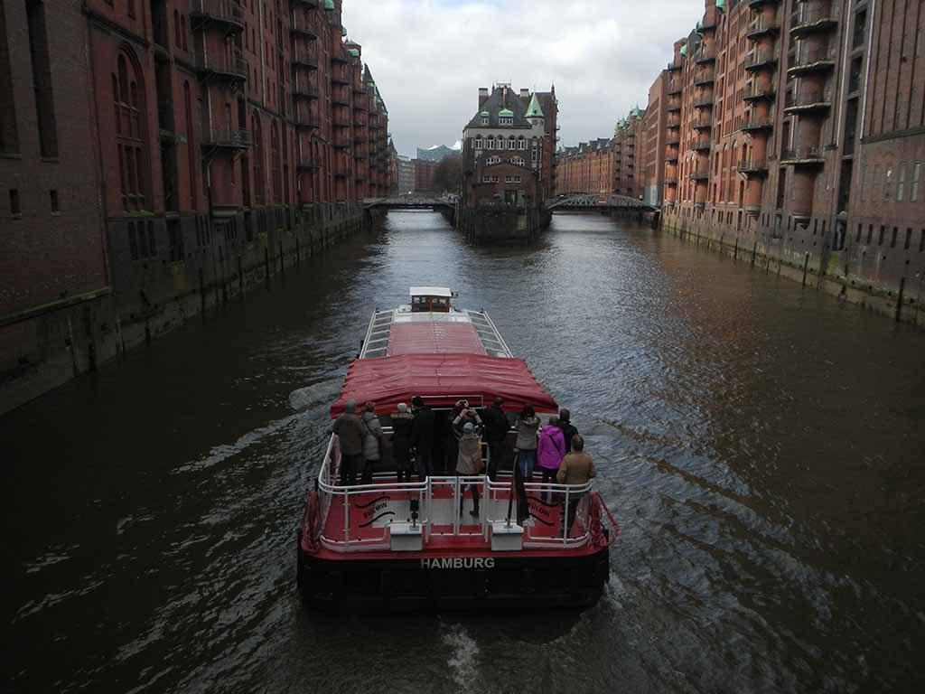 Hamburg oude stad stedentrip mannenweekend