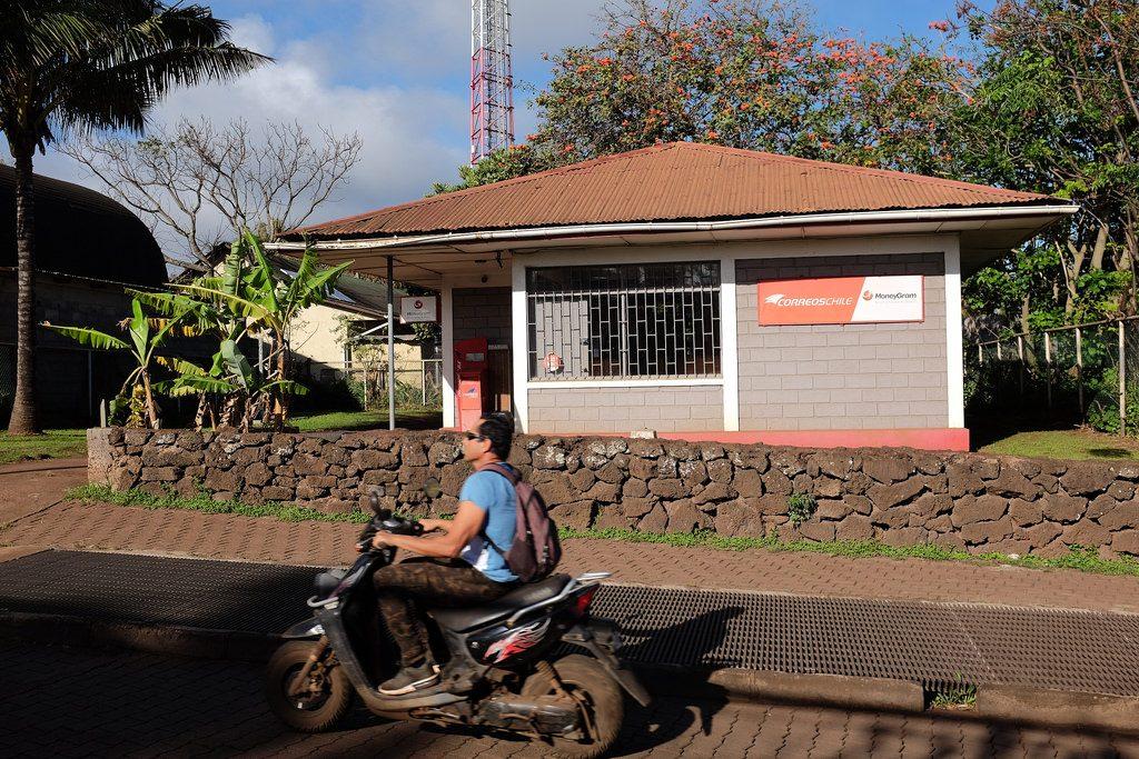 Postkantoor Paaseiland