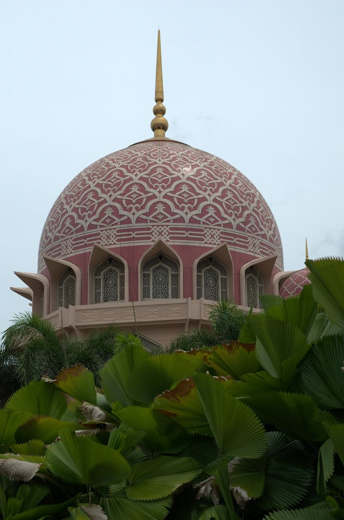 Putrajaya moskee