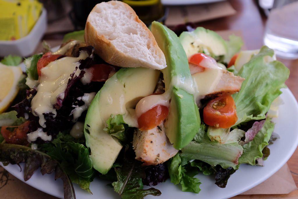 Salade Santiago de Chile