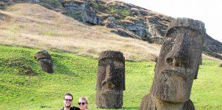 Paaseiland bezoeken 30x doen Rano Raruku