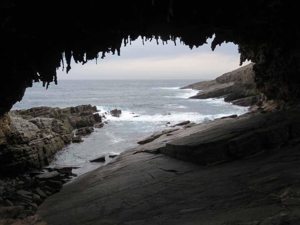 Admirals Arch Kangaroo Island Australie