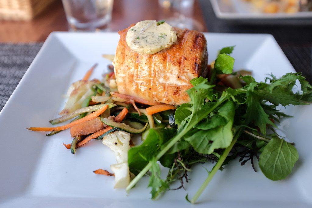 Eten op Paaseiland gerecht Haka Honu