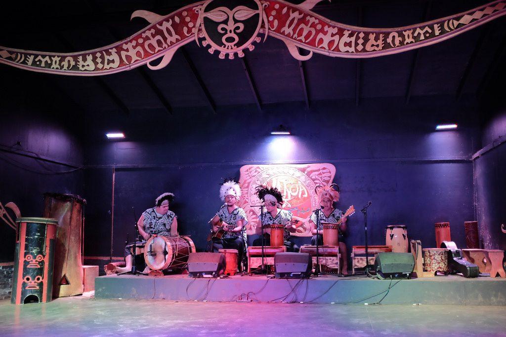 Muziek Varua Ora Paaseiland
