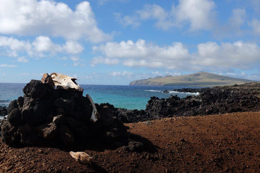 Uitzicht Paaseiland