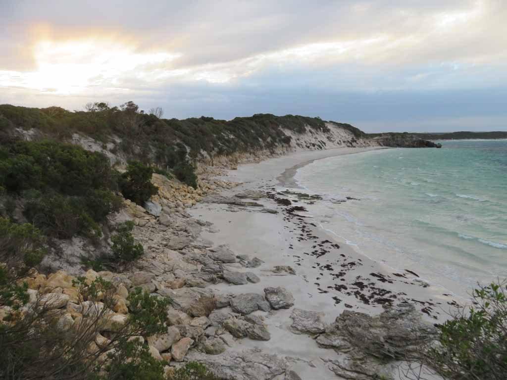 Vivonne Bay Kangaroo Island Australie