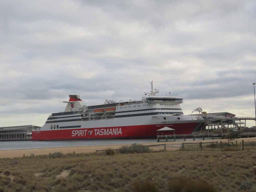 Ferry Tasmanië