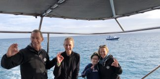 Duikbrevet halen in Egypte Nederlandse duikschool Voodoo Divers