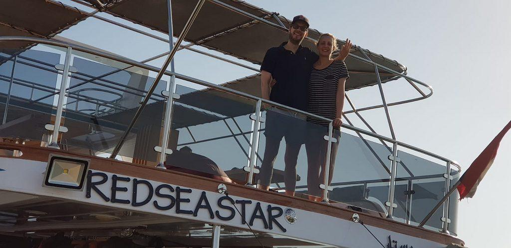 Reizen over de Wereld op de Red Sea Star in Hurghada