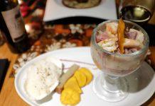 Te Moana Ceviche eten op Paaseiland restaurant