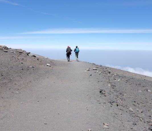 Beklimming van de Kilimanjaro Tanzania