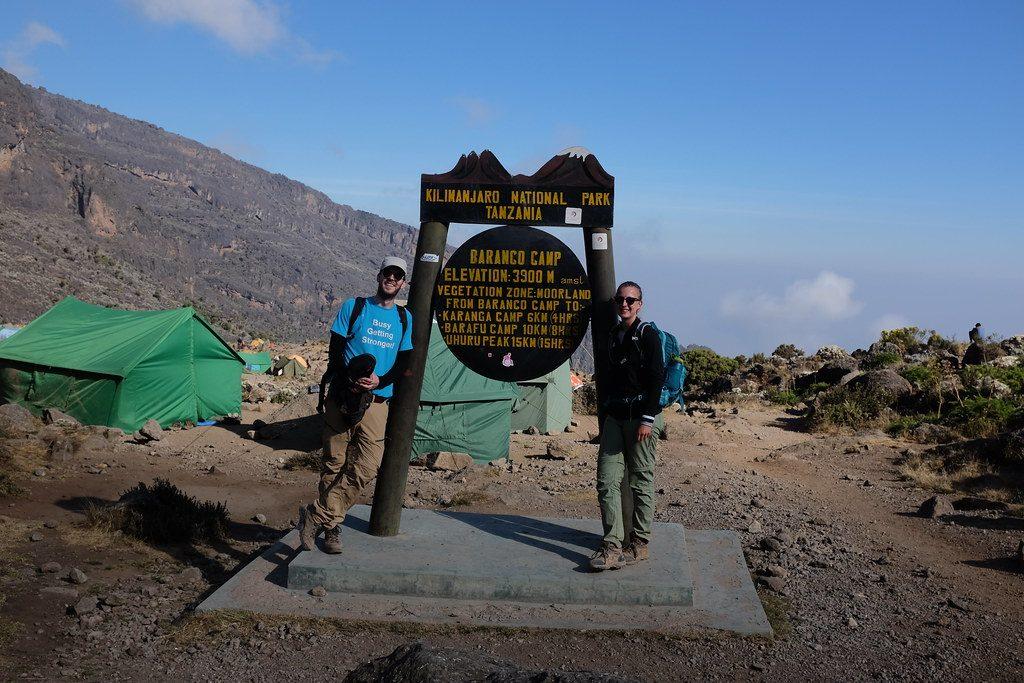 Reizen over de Wereld bij Baranco Camp