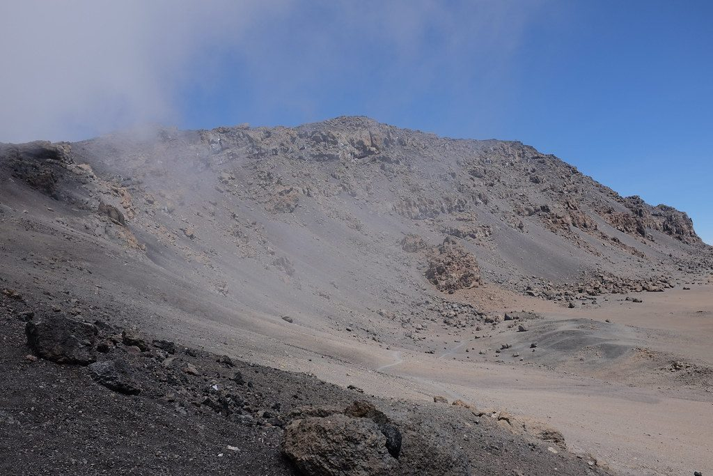Stella Point naar Uhuru Peak