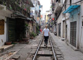 Treinstraat Vietnam Hanoi gesloten: Instagramwaardige foto niet meer mogelijk?