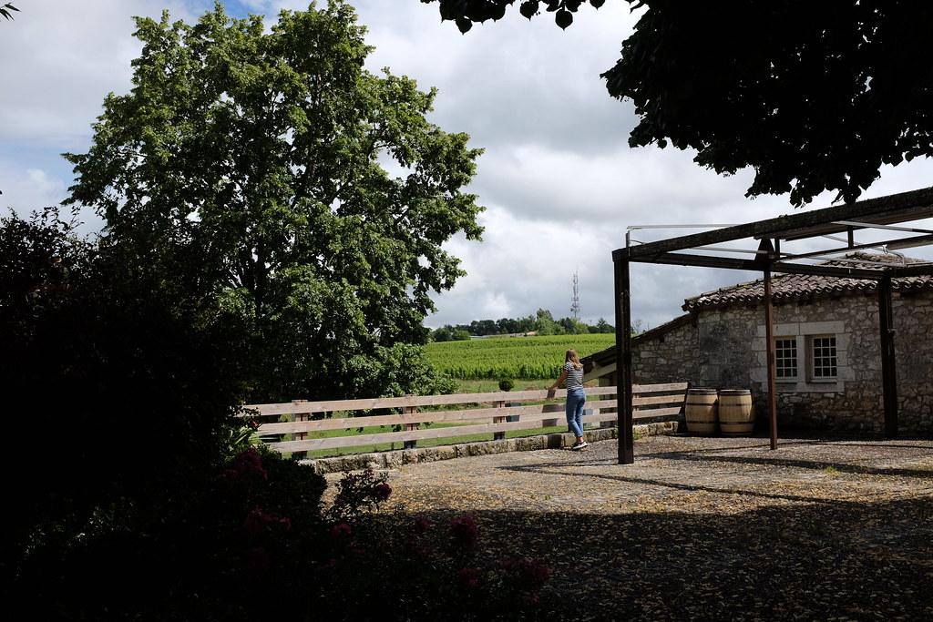 Chateau Monbazillac en omgeving