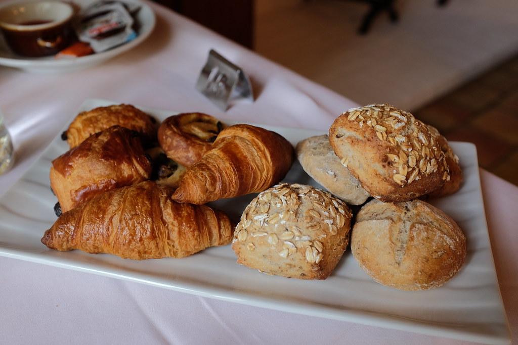 Ontbijt Hotel Le Cro Magnon Dordogne